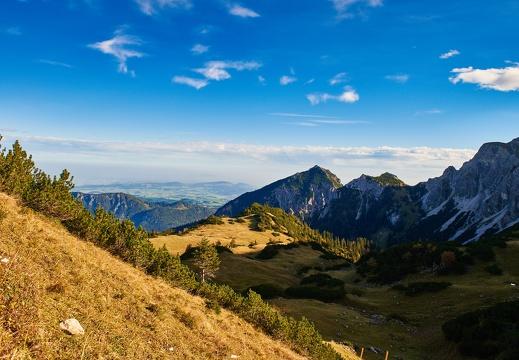 Klettersteig Tannheimer Tal : Landschaft allgäu tannheimer tal christianseitz bilddatenbank