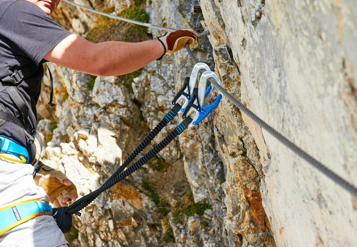 Friedberger Klettersteig : Klettern klettersteige friedberger klettersteig christianseitz